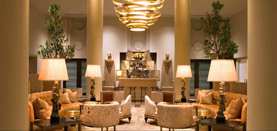 The Tides South Beach Hotel Miami Beach Florida Lobby