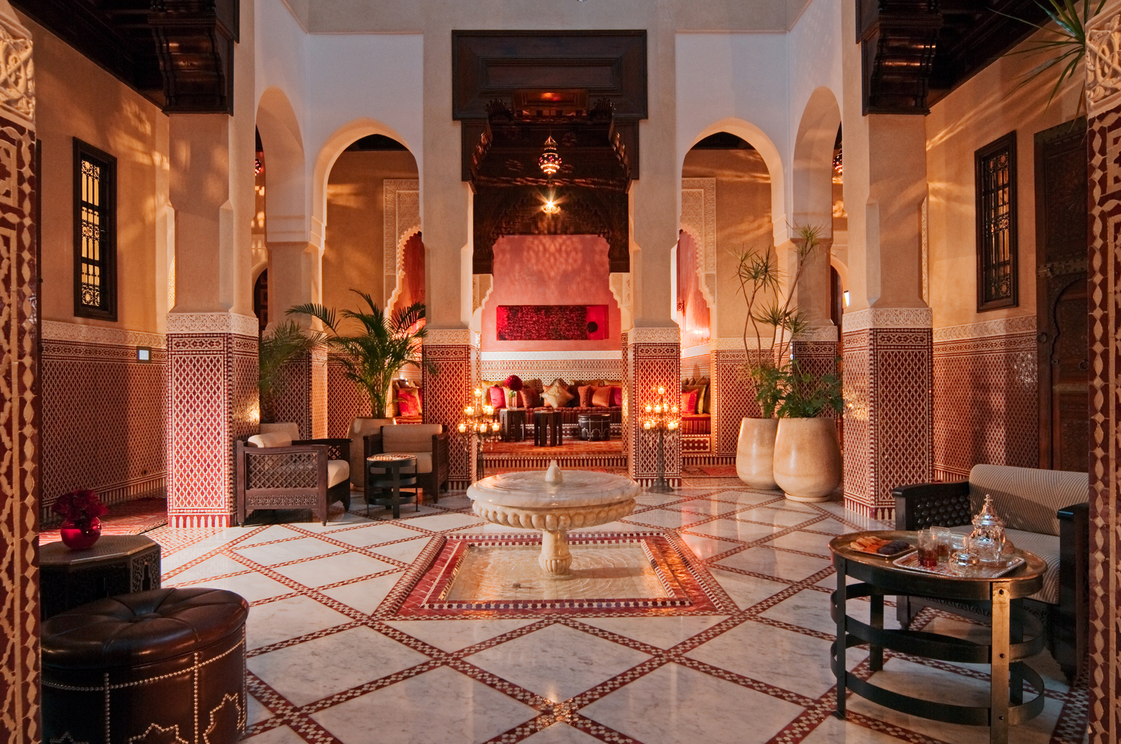 Royal mansour marrakesh deluxe escapesdeluxe escapes for Hotel design marrakech