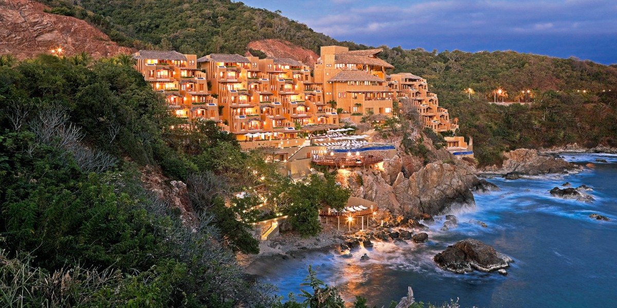 The Capella Ixtapa Mexico Deluxe Escapesdeluxe Escapes