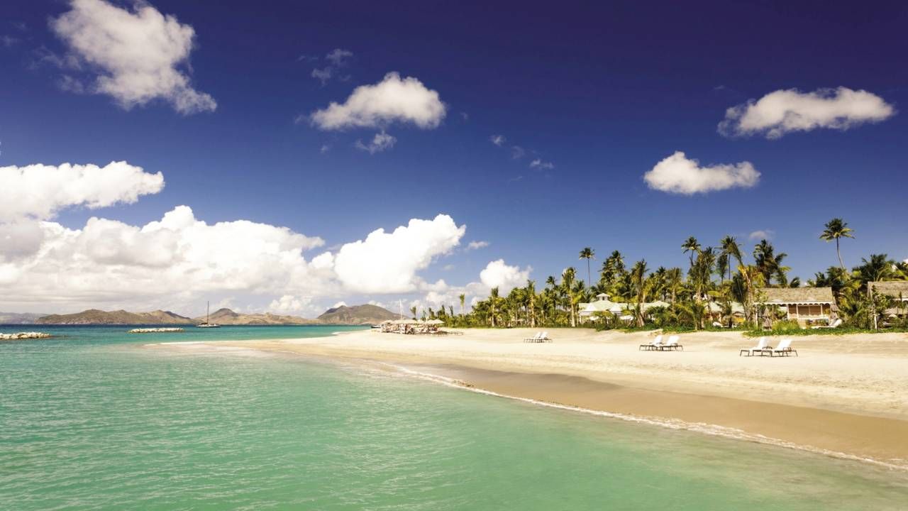 Four Seasons Resort Nevis Deluxe Escapesdeluxe Escapes