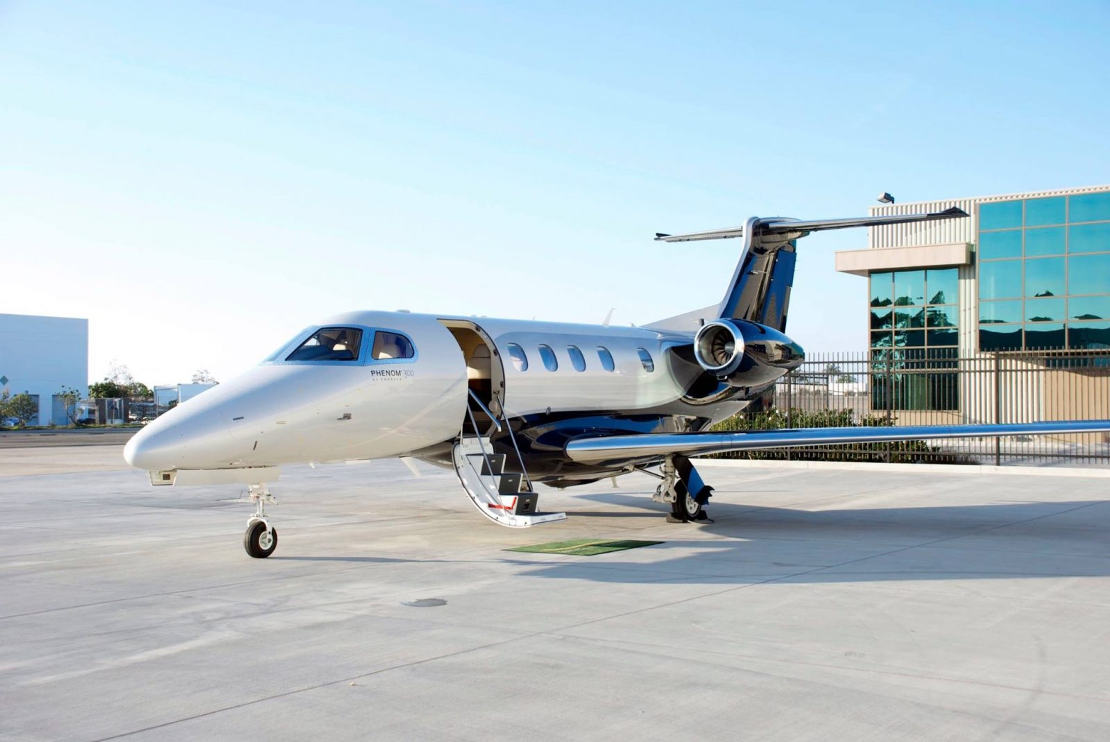 how to build a private jet