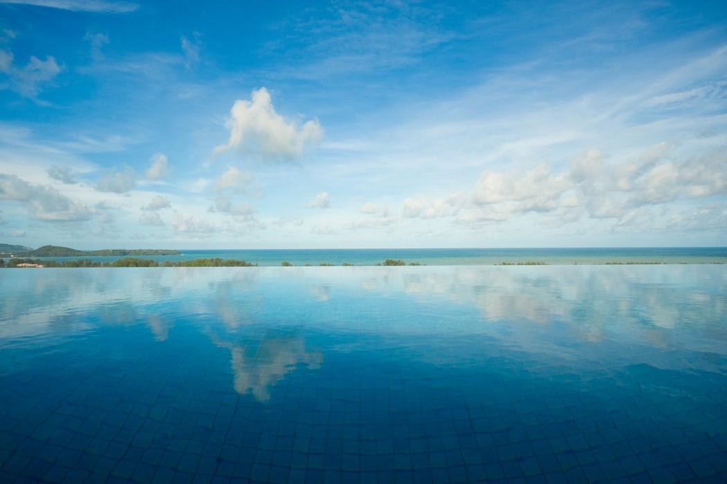 Pool Villa, Ocean View