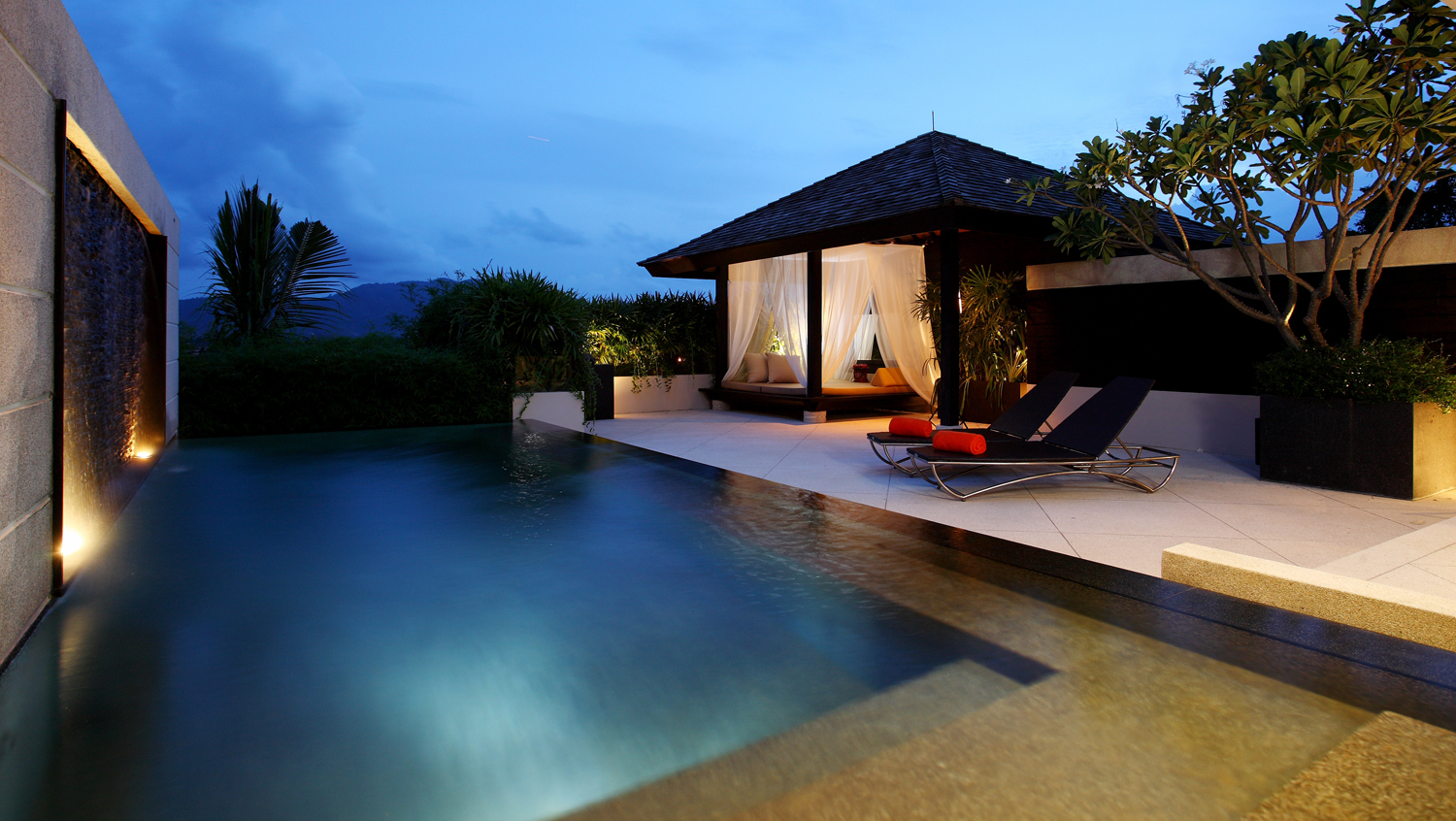 The Pavilion Phuket Tropical Pool Villa