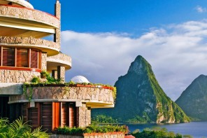Jade Mountain Resort, St Lucia