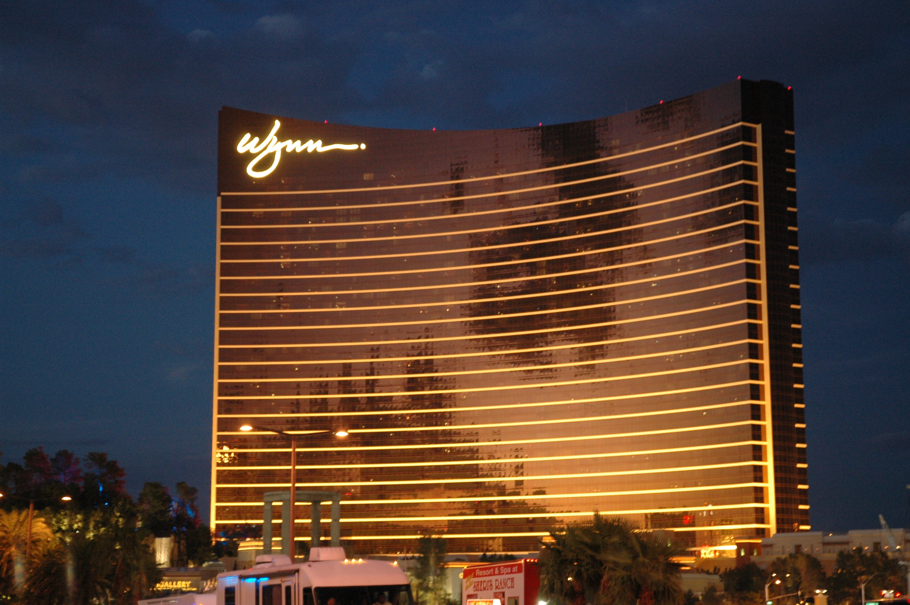 The Wynn Las Vegas Deluxe Escapesdeluxe Escapes