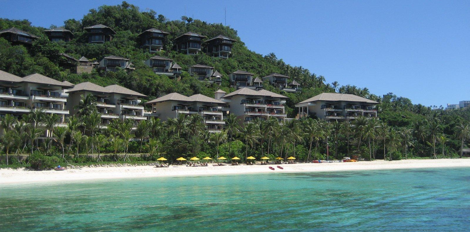 Shangri La Boracay Philippines Deluxe Escapesdeluxe Escapes