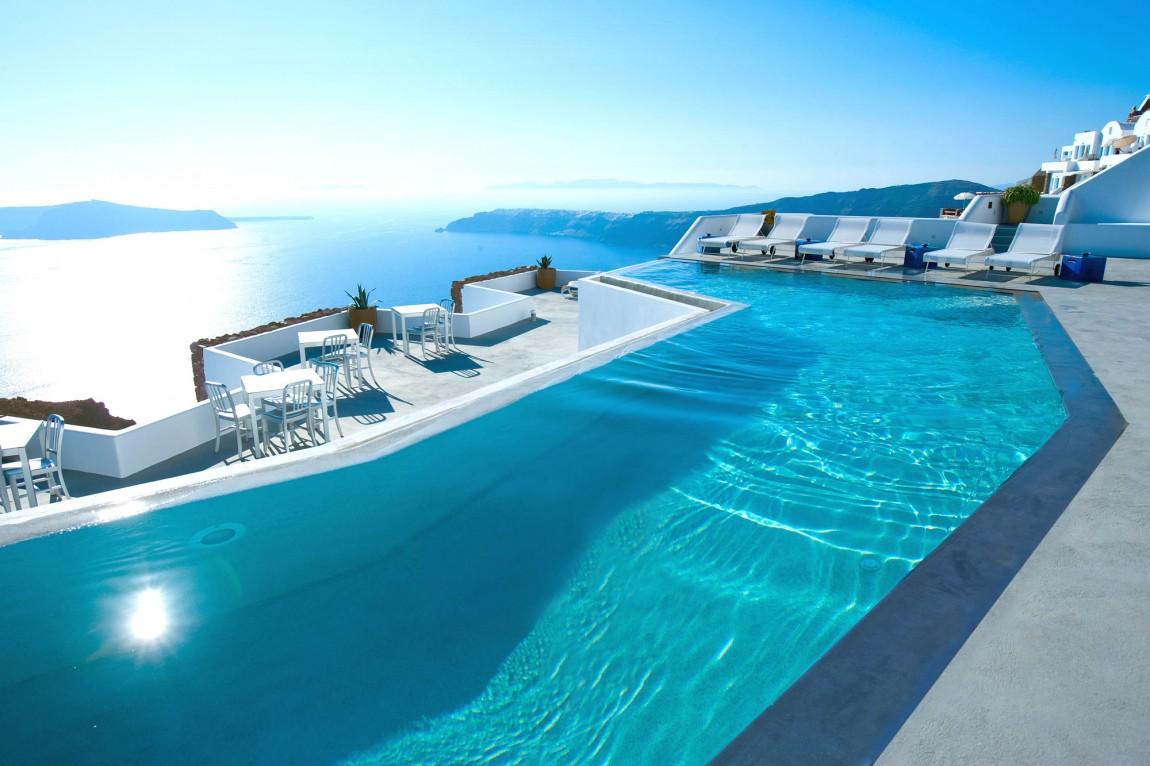 Grace Hotel Santorini Restaurant