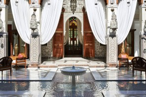 Royal Mansour, Marrakesh