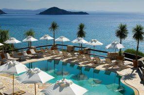 Il Pellicano Hotel, Tuscany Italy