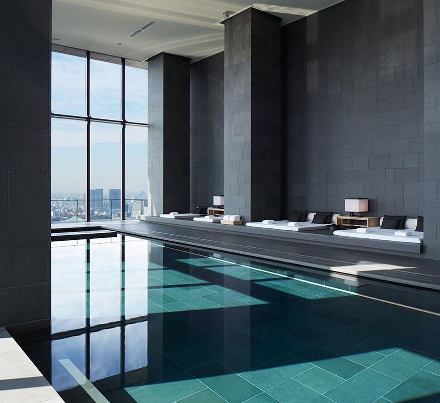 The Aman Hotel Tokyo Deluxe Escapesdeluxe Escapes