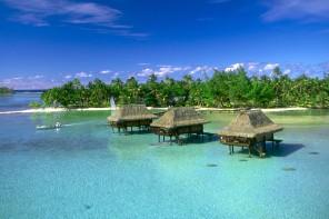 Vahine Island, French Polynesia