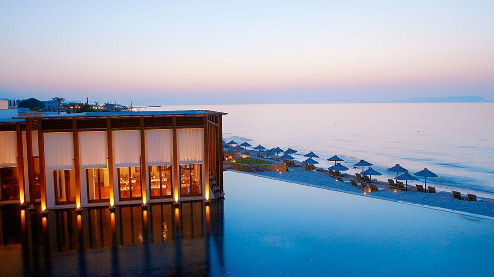 Amirandes Resort Crete Deluxe Escapesdeluxe Escapes