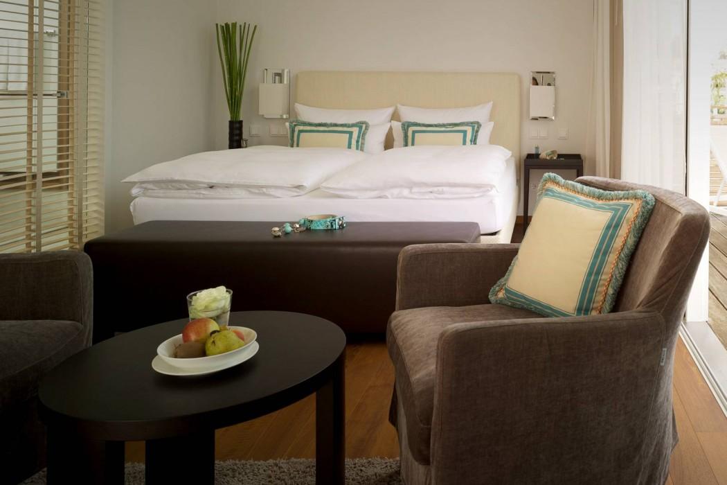 Hotel Riva Konstanz Rooms