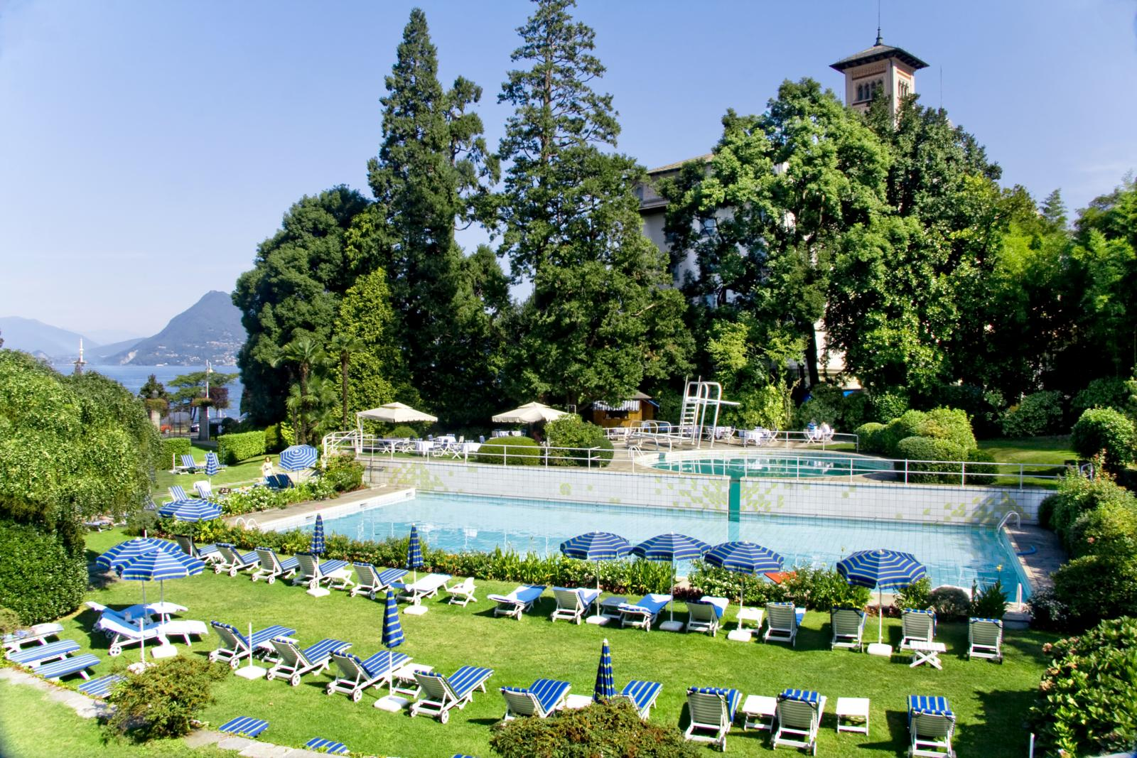 Grand Hotel Stresa Lake Maggiore