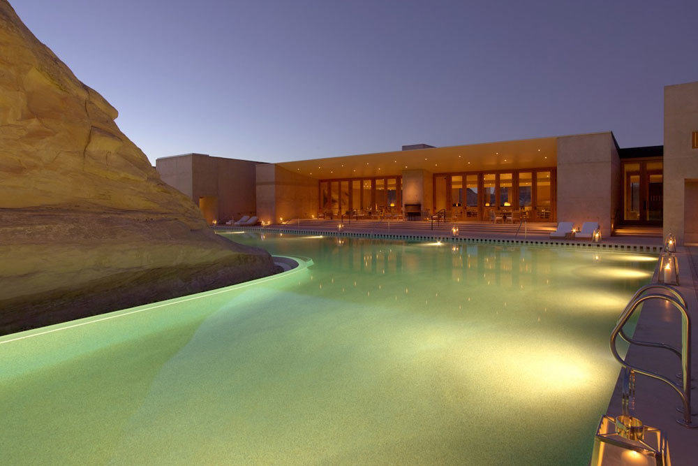 Amangiri Resort Utah - Deluxe-EscapesDeluxe-Escapes