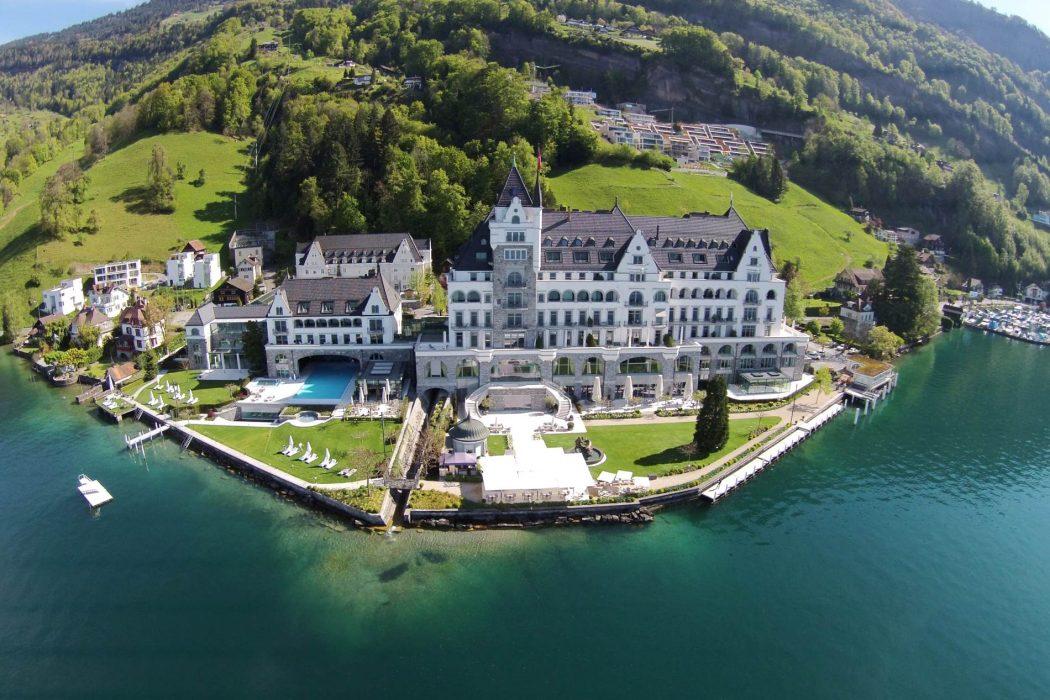 Park Hotel Vitznau Switzerland Deluxe Escapesdeluxe Escapes