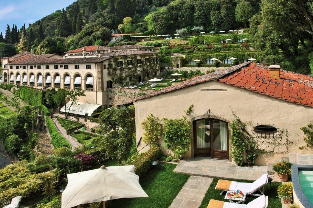 belmond villa san michele deluxe escapesdeluxe escapes. Black Bedroom Furniture Sets. Home Design Ideas