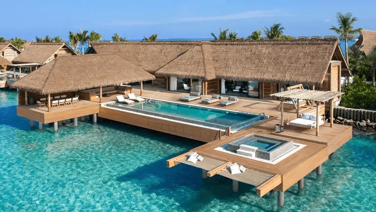Waldorf-Astoria Maldives Ithaafushi